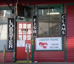 Portland fish shack wpr