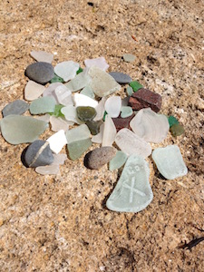 Sea glass wpr