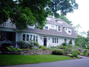 Wellesley Hills house