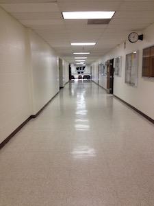 empty hall wpr