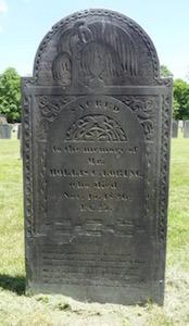 Hollis Loring grave wpr