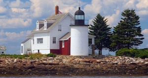 Blue Hill Bay Light for sale