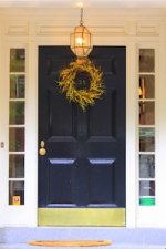 Emilie's Beacon Hill Door Front wpr