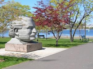 Arthur Fiedler statue