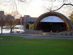 Hatch Shell