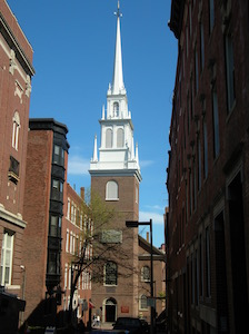 Boston's Old North Church