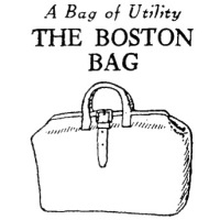 Boston Bag in DC