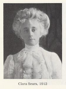 Clara Sears 1911