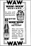 waw waw ketchup