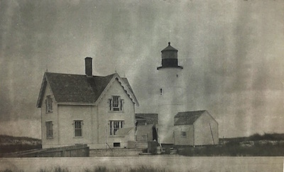 Sandy Neck Light, 1889