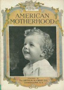 american-motherhood-1915