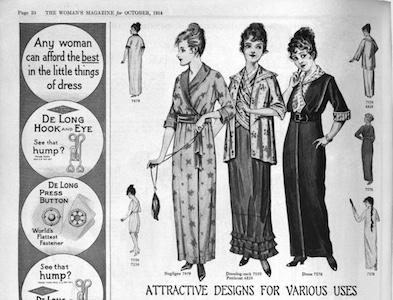 dressing-sack