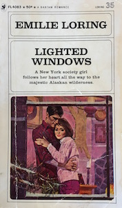 Paperback, Lighted Windows