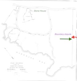 boundary-dispute