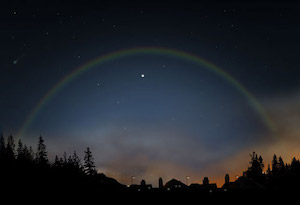 rainbow-at-night