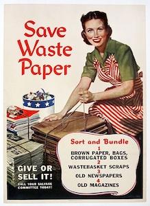 save-waste-paper