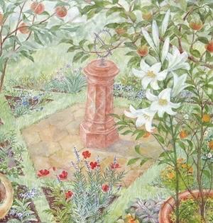 sundial-garden