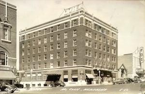 Keystone Hotel McCook Nebraska