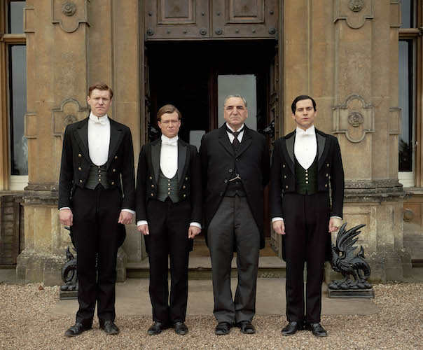 Downton Abbey livery