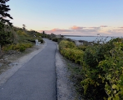 Ogunquit's Marginal Way