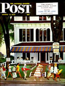 Sat Eve Post Aug 2 1947 Ogunquit