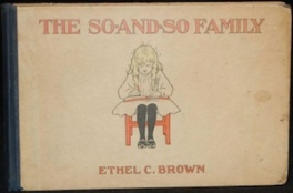 So and So Family, Ethel C. Brown