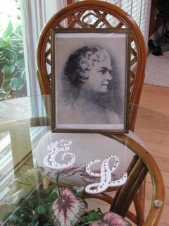 Emilie Loring portrait