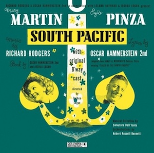 1949 South Pacific original cast recording