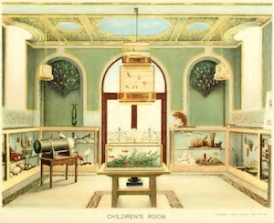 Smithsonian Children's Room