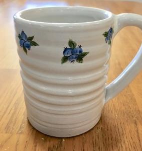 Blue Hill mug