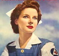 WWII NursesAide