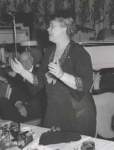 Alice Dixon Bond speech 1945