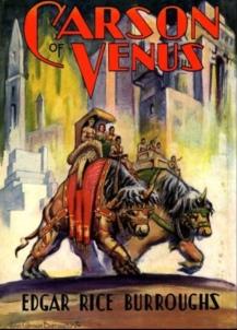 Burroughs, Carson of Venus