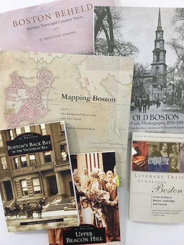 Boston books