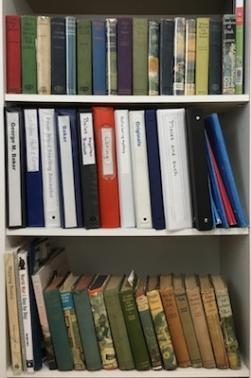 Original books and family genealogies