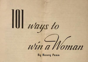 101 Ways to Win a Woman