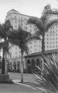 Roosevelt Hotel 1929