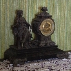 Grandma's French clock