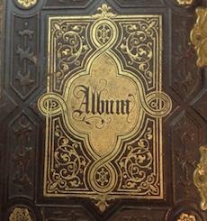 1860s family album