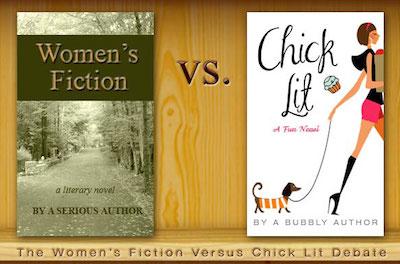 Chick Lit vs Womens Fiction