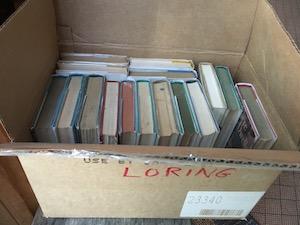 Emilie Loring books