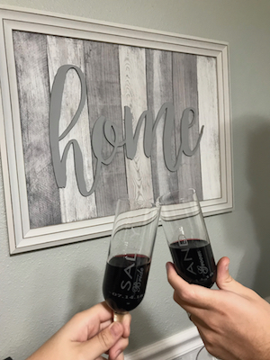 Home toast