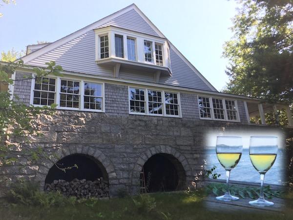 Stone House toast