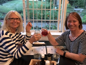 toast to Emilie Loring