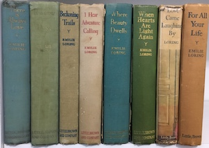 Ida C Mason's Emilie Loring books