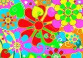 Flower power sixties