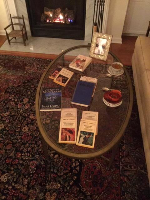 Emilie Loring memorabilia