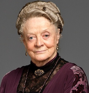 maggie smith as mrs. shaw