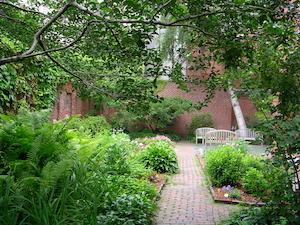 Longfellow garden