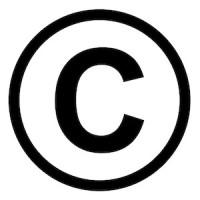copyright symbol copy